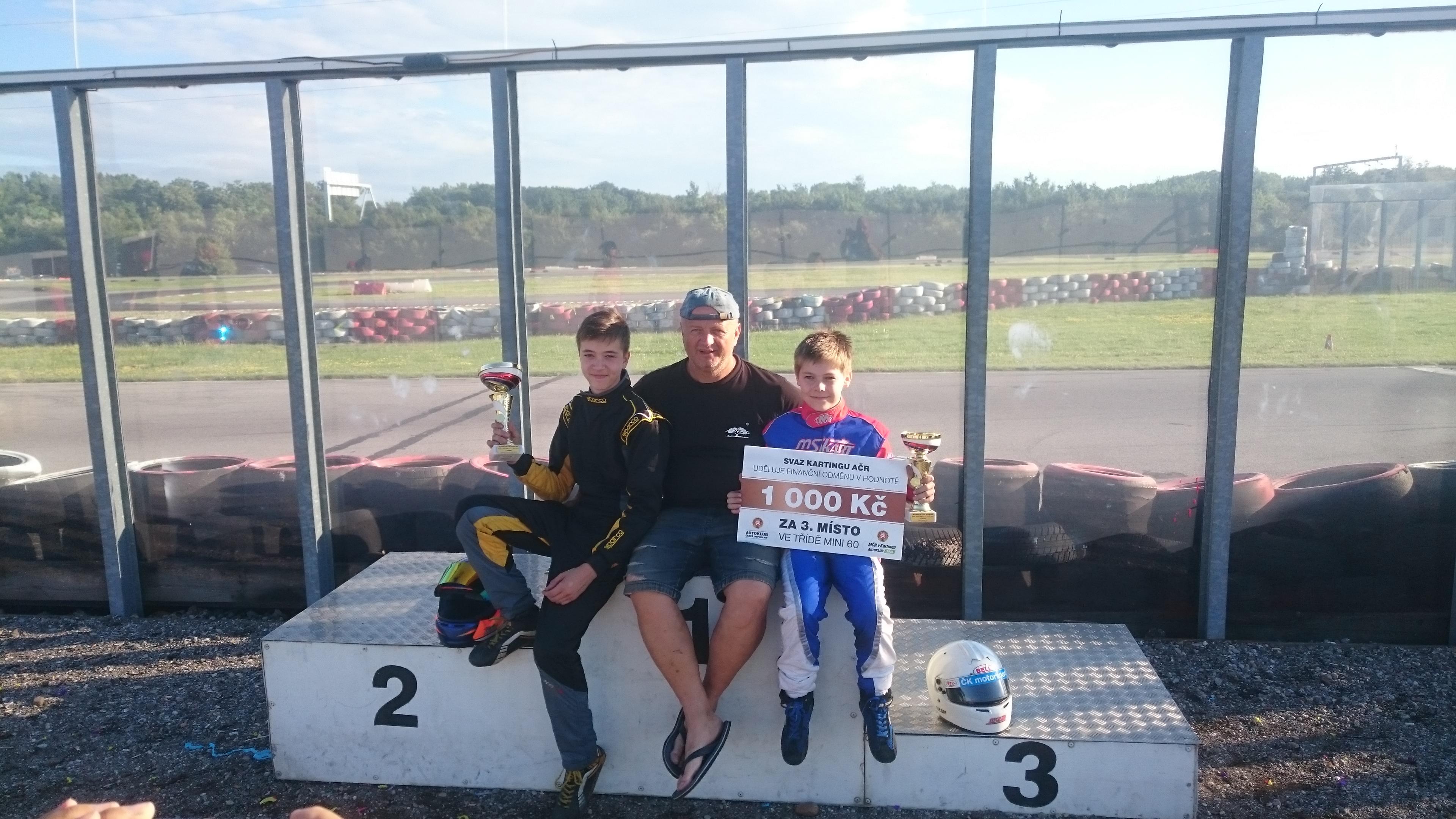 MCR Bruck 3. pretek sezóny