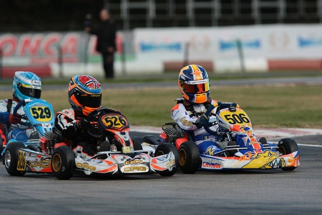 WSK CHAMPIONS CUP 2014