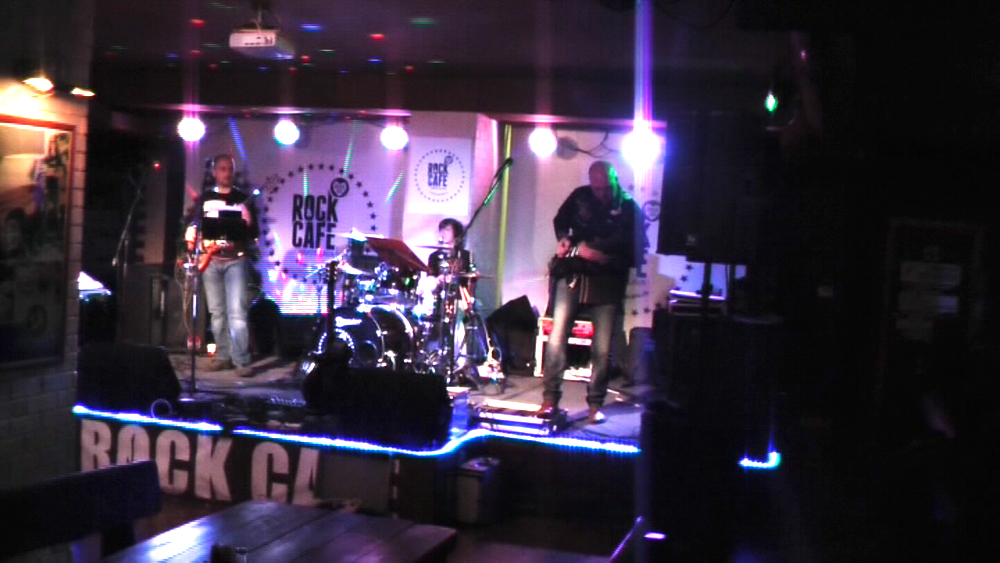 Vianočný koncert v Rock Cafe